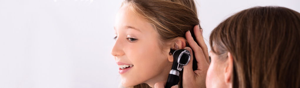 An otolaryngologist or ENT doctor specializes in the medical and surgical care of the ear, nose and throat.
